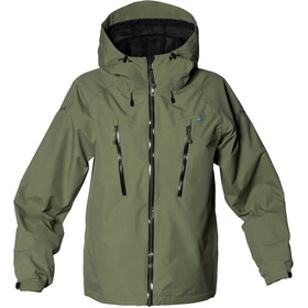 Isbjörn Monsune Hard Shell Jacket Ungdom Moss